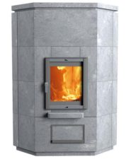 Угловая печь-камин KARHU 1