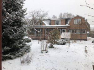 Реконструкция дома в п. Воровского