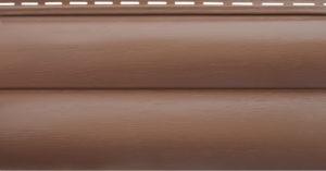 Акриловый двухпереломный красно-коричневый