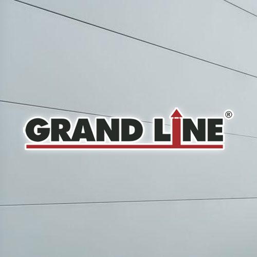 Металлический сайдинг GRAND LINE