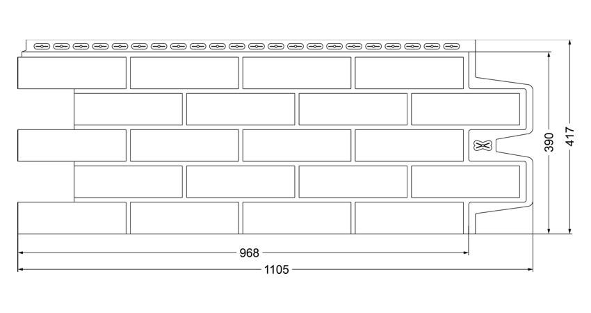 GRAND LINE клинкерный кирпич