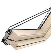 Клееная древесина, прозрачный лак